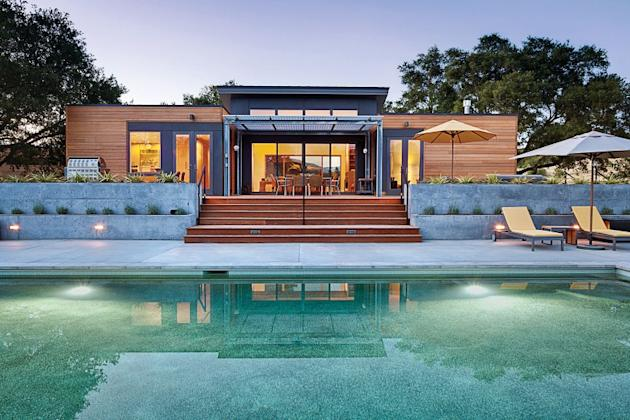 Click the photo to see Kiplinger's guide to buying a prefab house. (Photo credit: BluHomes.com)