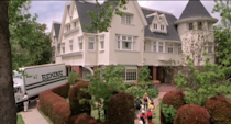 """<p>The best Steve Martin house of all time is so obviously his characters house in <em>Cheaper By the Dozen</em>. Tom Baker's house is a whopping 12,000-square foot Victorian home that has 11 bedrooms and sold for over $6 million in 2016. And while the interior of this house wasn't used in the movie, the set was pretty sick. The kitchen pantry is insane and I mean, that grand staircase? With a much more spacious feel then the <em>Father of the Bride</em> House, I'm sorry, there's no competition. </p><p><a class=""""link rapid-noclick-resp"""" href=""""https://www.amazon.com/Cheaper-Dozen-Steve-Martin/dp/B000QDZSD0/ref=sr_1_2?s=instant-video&ie=UTF8&qid=1543876332&sr=1-2&keywords=cheaper+by+the+dozen&tag=syn-yahoo-20&ascsubtag=%5Bartid%7C10063.g.35507124%5Bsrc%7Cyahoo-us"""" rel=""""nofollow noopener"""" target=""""_blank"""" data-ylk=""""slk:WATCH ON AMAZON PRIME"""">WATCH ON AMAZON PRIME</a></p>"""