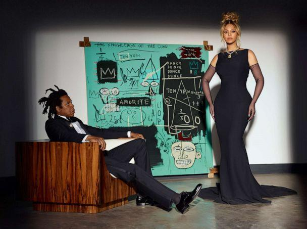 PHOTO: Beyoncé and JAY-Z star in Tiffany & Co. fall 2021 ABOUT LOVE campaign. (Courtesy of Tiffany & Co., shot by Mason Poole)