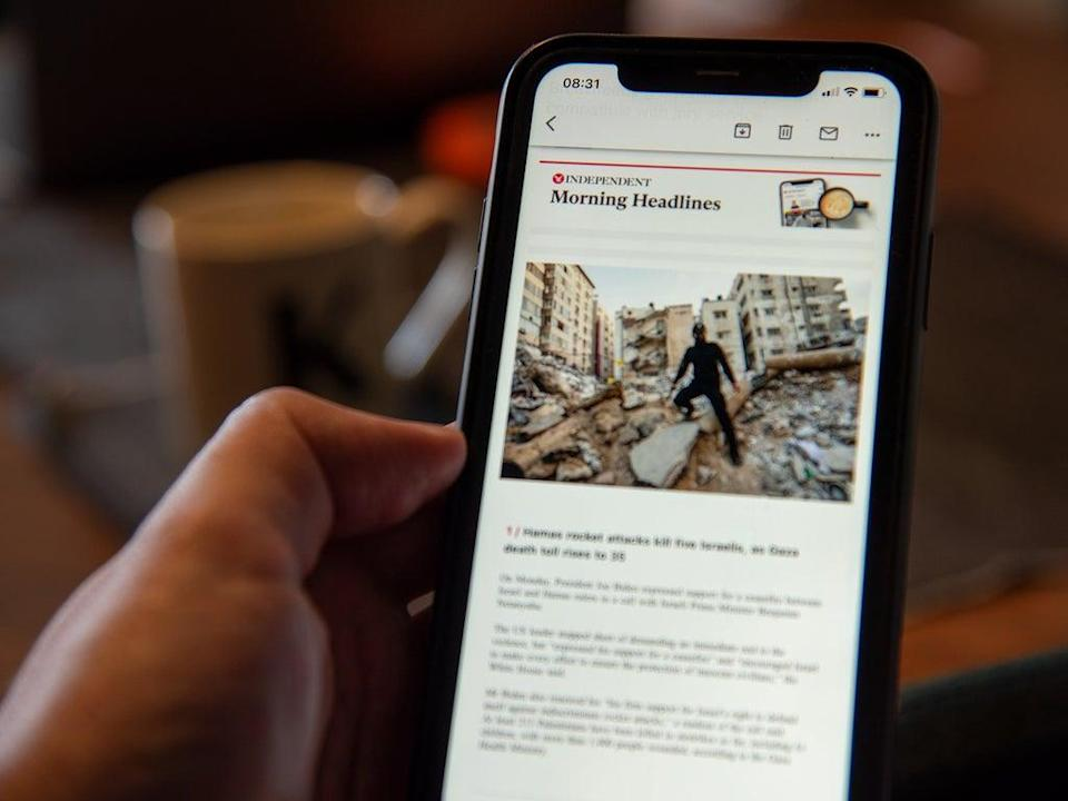 Morning Headlines is the newly revamped daily UK newsletter from The Independent (The Independent )