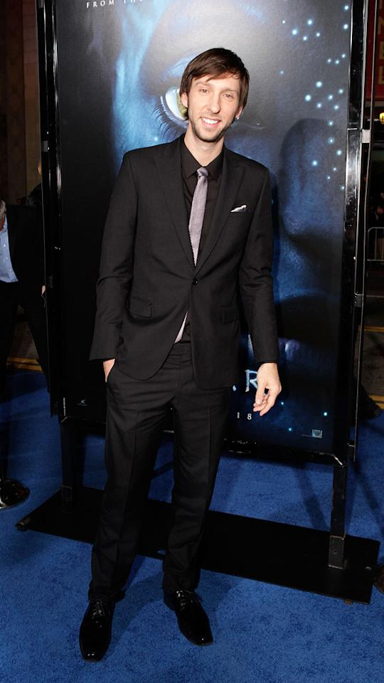 "<a href=""http://movies.yahoo.com/movie/contributor/1808537119"">Joel David Moore</a> at the Los Angeles premiere of <a href=""http://movies.yahoo.com/movie/1809804784/info"">Avatar</a> - 12/16/2009"