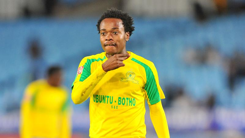 What's important for us is to try and win the league' the rest is secondary, says Mamelodi Sundowns star Percy Tau