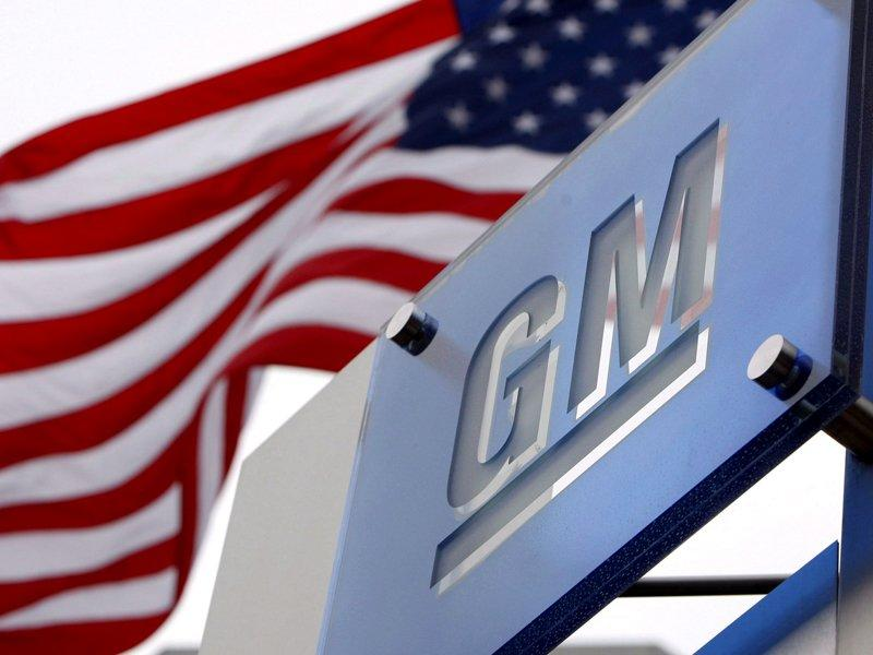 GM gets new credit lines totalling $US11b