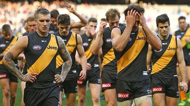 Could Richmond miss the finals again? Pic: Getty