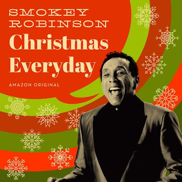 "<p>This holiday set from the Miracle man is an Amazon exclusive, featuring three originals, including the title track, which he first recorded way back in 1963 on <em>Christmas With the Miracles. </em>Covers include Robinson's take on Donny Hathaway's ""This Christmas"" and Charles Brown's ""Please Come Home for Christmas""; guests include the Dap Kings, Take 6, and Trombone Shorty. He's 77, but this set proves Smokey can still sing. (Photo: Amazon) </p>"