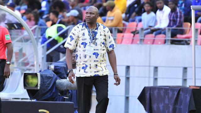 The Botshabelo-born manager can now focus on performing his duties after putting pen to paper with the country's football governing body