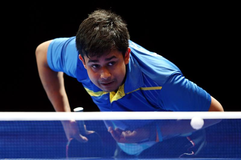 Paddler Soumyajit Ghosh Bags Singles, Doubles at Chile Open