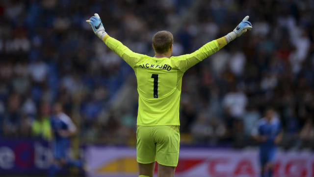 <p>As the most expensive British goalkeeper in history, you would have to hope that Pickford can keep a few clean sheets for Everton this season. Rising to prominence after excelling behind a Sunderland defensive unit about as unified as Korea, Pickford stole the headlines with a season of stunning saves.</p> <br><p>Widely tipped as England's future number one, Pickford will certainly have a more robust defence in-front of him this season, affording him far more security. </p> <br><p>The 23-year-old is more than ready to make the step-up, and will be right up there with the top keepers in the league in the battle for the Golden Glove.</p>