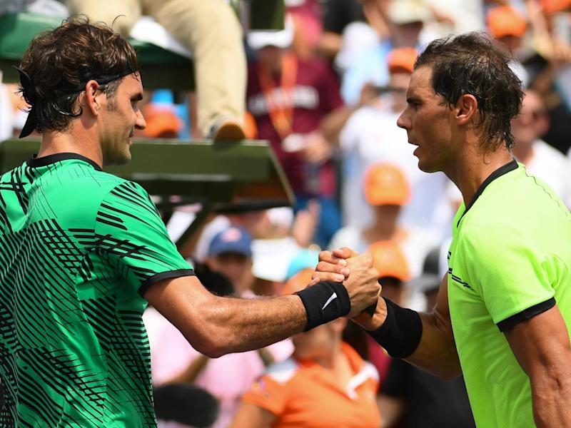 There is a great amount of mutual respect between the two men (Getty)