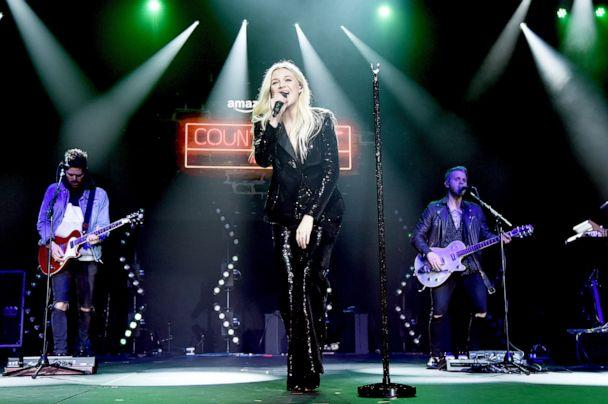 PHOTO: Kelsea Ballerini performs onstage at Omni Hotel in Nashville, Tenn., Feb. 19, 2020. (John Shearer/Getty Images, FILE)