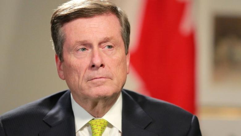 Toronto mayor calls on police to 'root out the thugs' after weekend gun violence