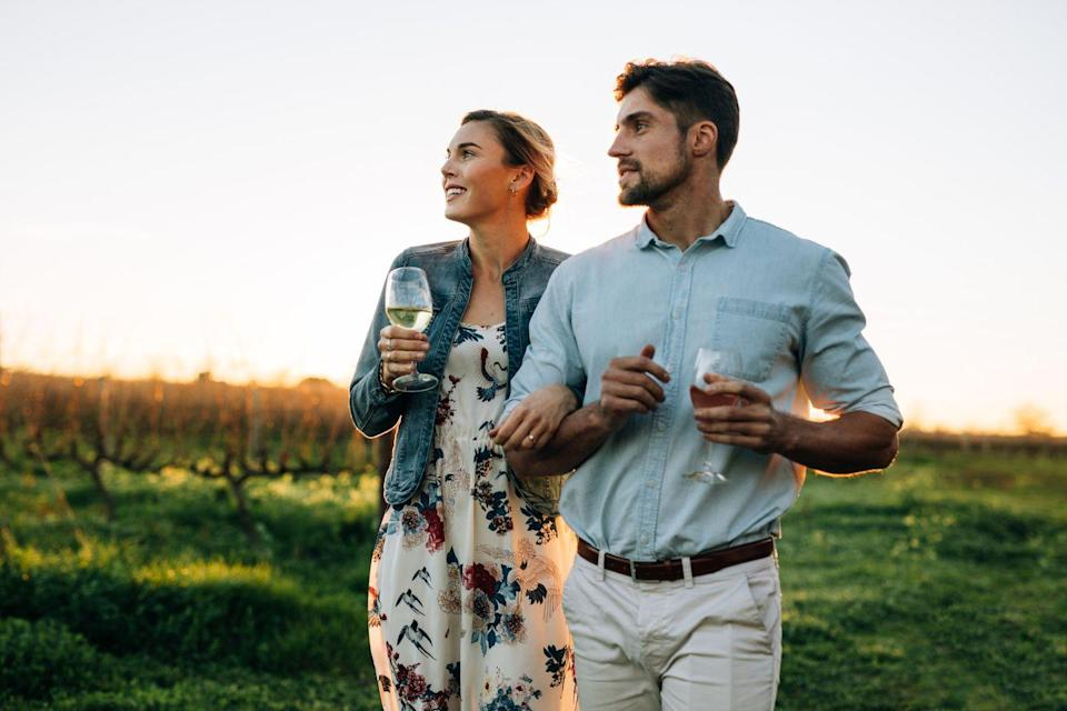 <p>We said to beware of beer goggles, but wine...well. That's fine. Check out a vineyard and enjoy the breeze. Just call ahead to check the hours. </p>