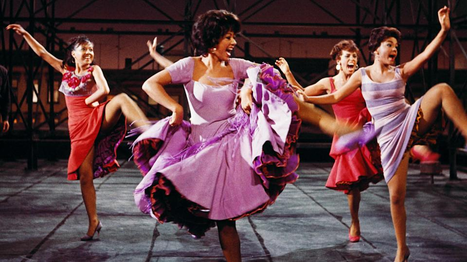Rita Moreno in <em>West Side Story,</em> 1961. (Photo: Silver Screen Collection/Getty Images)