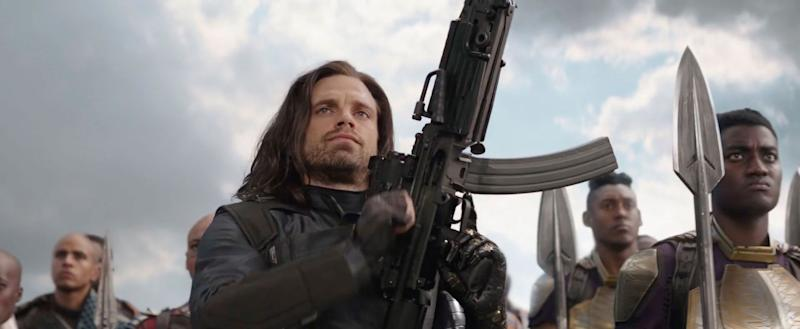 Sebastian Stan in Avengers: Endgame (Credit: Marvel/Disney)