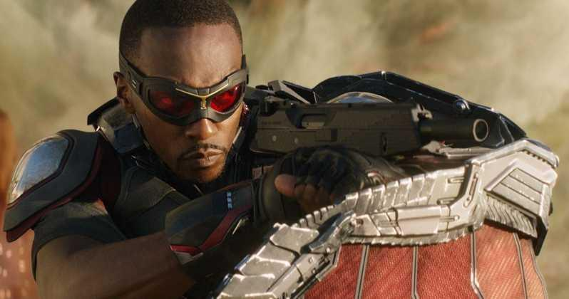 Anthony Mackie as Sam Wilson, aka Falcon (Credit: Marvel/Disney)