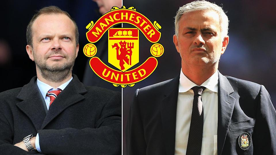 Jose Mourinho is furious at a lack of transfers at Manchester United.