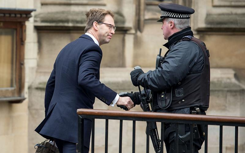 Tobias Ellwood - Credit: CHRIS J RATCLIFFE/AFP