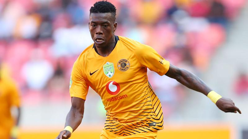 Kaizer Chiefs confirm Teenage Hadebe out for at least a week following head injury