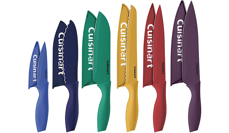 Eat the rainbow, with a little help from Cuisinart. (Photo: Amazon)