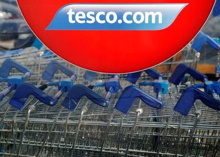 Tesco completes $5.5 bln takeover of Booker