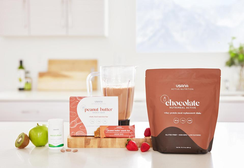 Introducing USANA's New Active Nutrition Line, Seven Science-Based Whole Body Health Products