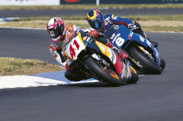 "1996. Shinichi Ito <span class=""copyright"">Repsol Media</span>"