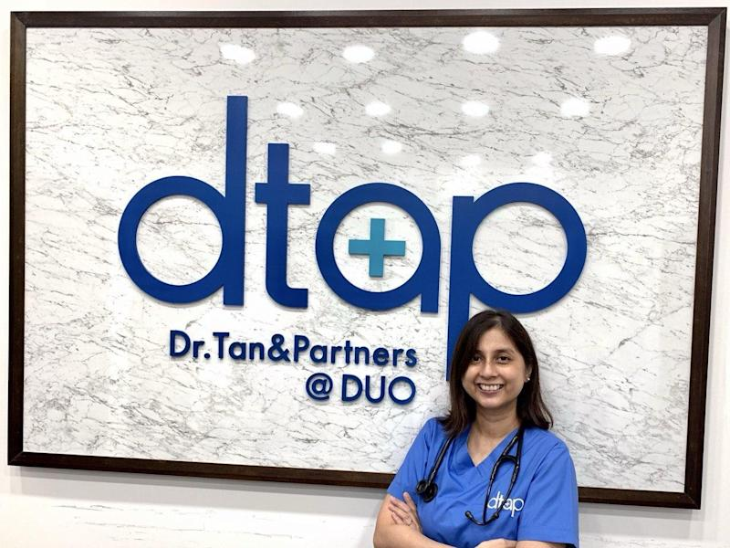 Dr Ezlyn Izharuddin is the resident doctor at DTAP Clinic, specialising in women's health. She was also involved in a variety of Infectious Diseases research and has presented poster presentations at local and international Infectious Diseases Dr conferences.