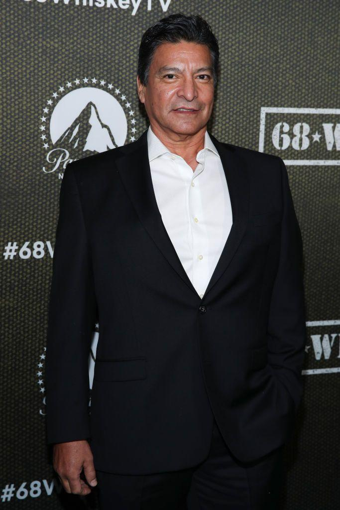 <p>Gil's probably now better known for his role as Chief Thomas Rainwater in <em>Yellowstone </em>or Virgil White in<em> <em>Unbreakable Kimmy Schmidt. </em></em>BUT it was just announced that he's going to be in Marvel's new superhero movie <em>Eternals </em>alongside the likes of Angelina Jolie, Gemma Chan, <em>Kumail Nanjiani, Kit Harrington,</em> and Selma Hayeck, so, yeah, it's going to be huge.</p>