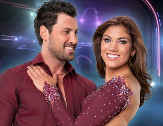 Hope Solo, World Cup star, teams up with Maksim Chmerkovskiy, who returns for his eleventh season