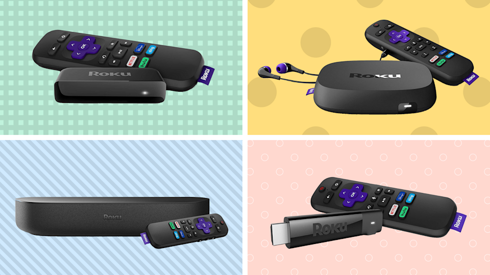 Save up to 30 percent on all sorts of Roku streamers and soundbars. (Photo: Amazon)