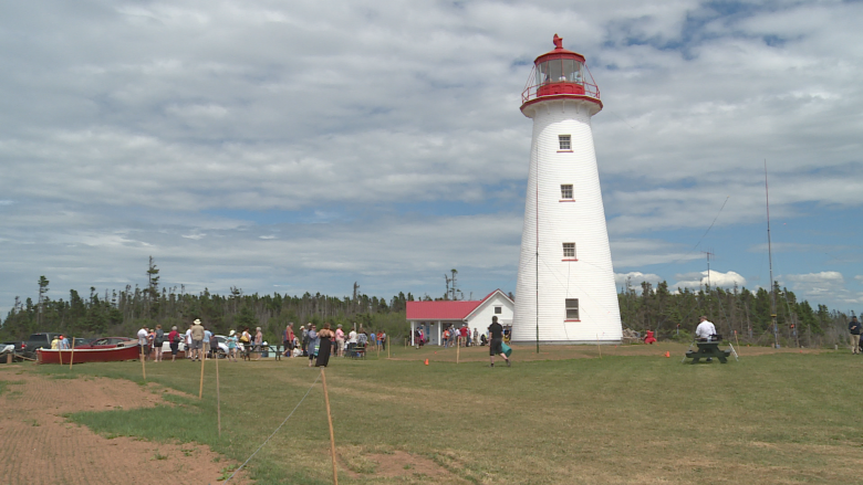 Point Prim lighthouse gets a makeover