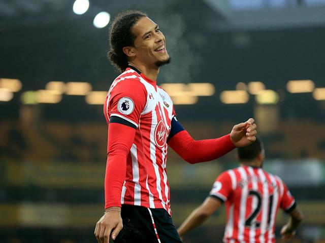 Liverpool move for van Dijk to be BLOCKED by furious Southampton
