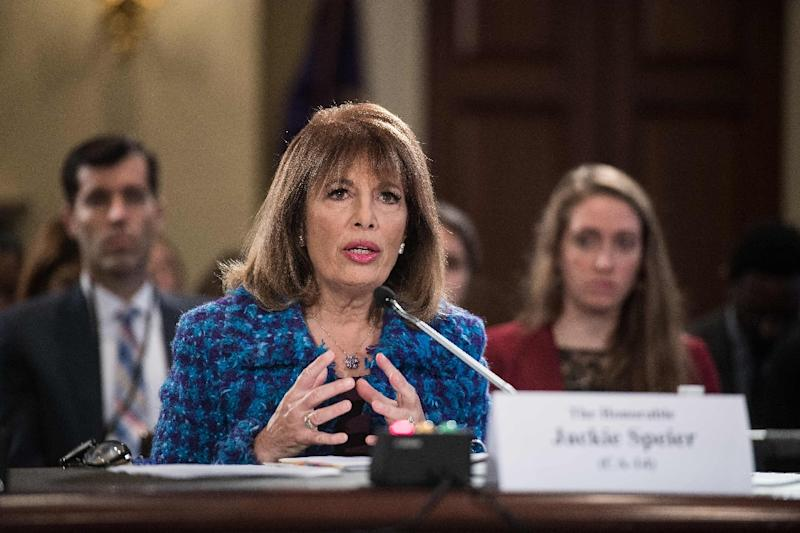 US House Democrat Jackie Speier, who last month revealed how she was abused when she was a young congressional staffer, has called for comprehensive reforms of harassment policies in Congress