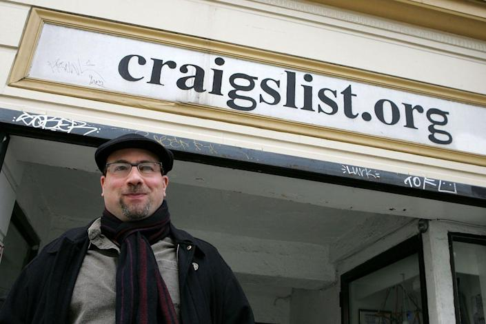 """<p>Craigslist was introduced to the world in <a href=""""https://www.inc.com/magazine/201609/jon-fine/inc-interview-craigslist.html"""" rel=""""nofollow noopener"""" target=""""_blank"""" data-ylk=""""slk:1995"""" class=""""link rapid-noclick-resp"""">1995</a> and immediately began shaping the way people used the internet to search for lodging, goods, and services (both legal and illegal).</p>"""