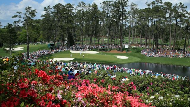 Get live updates from Round 3 of the Masters as a number of players search for their first major championships.