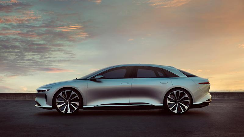 Lucid Motors to Begin Taking Deposits For Launch Edition Air