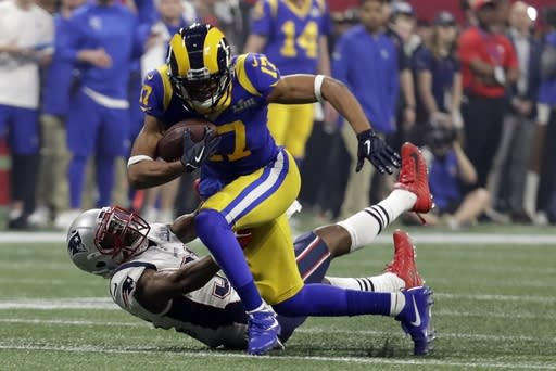 Ap Source Woods Gets 4 Year 68m Extension With La Rams