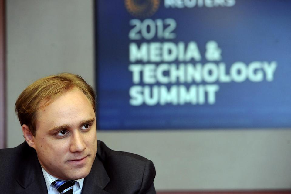 Crowdstrike Co-Founder Dmitri Alperovitch