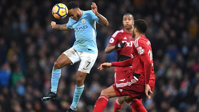 <p>Manchester City signed Raheem Sterling from Liverpool in the summer of 2015 in a reported £50m deal. The 23-year-old struggled to showcase his talent initially; that has all changed this season under the guidance of Pep Guardiola. </p> <br><p><strong>Attacking</strong></p> <br><p>Sterling has scored 14 times in 20 appearances for City so far - averaging 0.70 goals per game. The England international has tried his luck at goal 53 times (2.65 per game) with 21 of his shots hitting the target, leaving him with a shooting accuracy of 40% - lower than both Firmino's and Lukaku's. The former Liverpool man has missed five big chances (0.25 per game) - five less than Lukaku and one more than Firmino. </p> <br><p><strong>Team Play</strong></p> <br><p>Sterling has made a total of 712 passes (35.6 per match) with an accuracy of 85%. On average, the 23-year-old has made 1.6 key passes per game. The 23-year-old has created six big chances as well as four assists. He has claimed three Man of the Match awards. </p> <br><p><strong>Defence</strong></p> <br><p>The City striker has made a total of 10 tackles so far this season (0.5 per game), he has also blocked 12 shots (0.6 per game) and intercepted five passes (0.2 per game).</p> <br><p><strong>Discipline</strong></p> <br><p>Sterling has received one yellow card and one red card since the start of the season. He has also committed 25 fouls (1.3 per game) and been found offside eight times (0.4). </p>