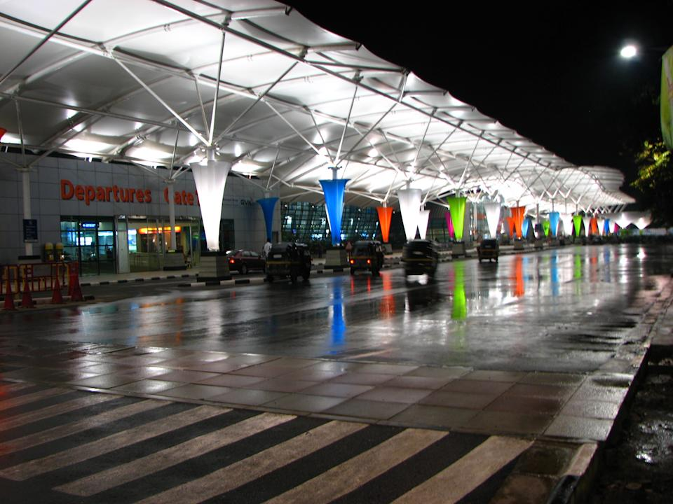 Mumbai's Chhatrapati Shivaji International Airport comes next with <b>15.1 million</b> air arrivals and has witnessed an increase of 2 percent in total arrivals over the January-June period in 2012 over 2011, while it was 10 percent in 2011 over 2010 in the same period. (Photo: Nipun/Wikimedia Commons)