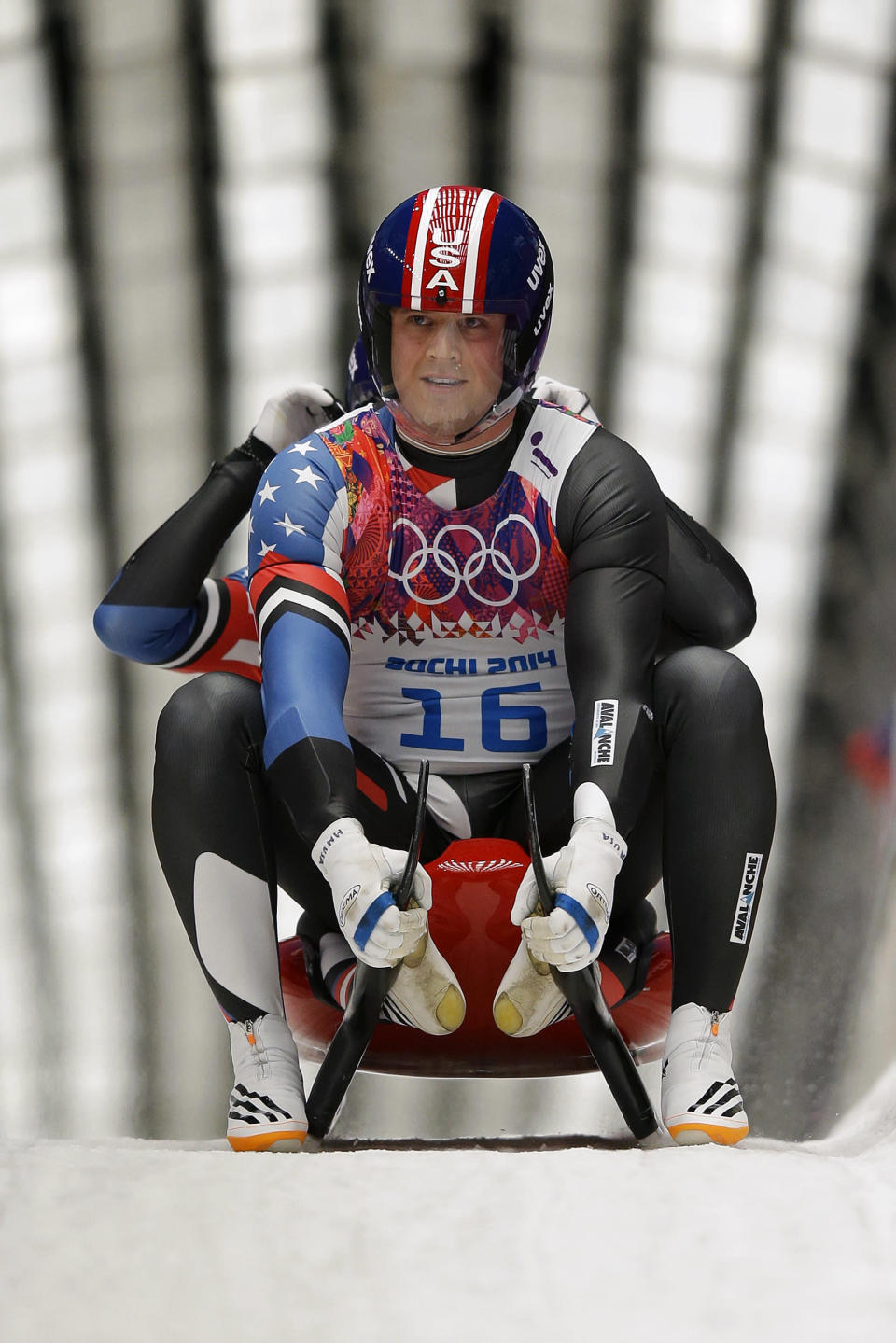 <p>Mortensen will be competing in his second Olympics. </p>
