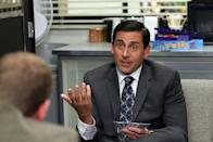 "<p>Steve was the iconic Michael Scott a.k.a the ""world's best boss."" 😂 He was the regional manager of the Scranton branch of Dunder Mifflin, the paper company in which much of <em>The Office</em> takes place. </p>"