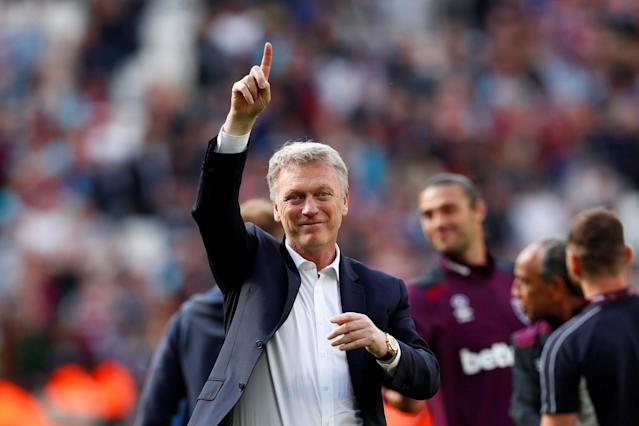 David Moyes to meet with West Ham owners next week but expects to have plenty of offers