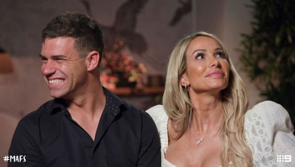 MAFS couple michael and stacey