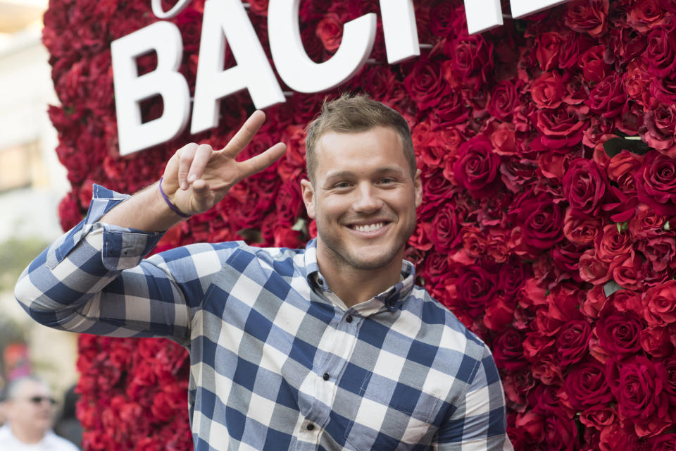 After a popular stint on <em>The Bachelorette</em>, 26-year-old Colton Underwood made his debut on <em>The Bachelor</em> this week. A major topic of discussion: his virginity. (Photo: Aaron Poole via Getty Images)