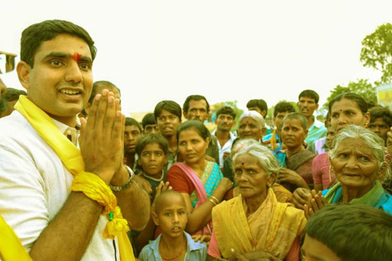 Nara Lokesh May Have Hit 'Genetic Jackpot' But Andhra Will Decide if He's the 'Right Product'