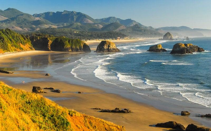 Ecola State Park - Getty