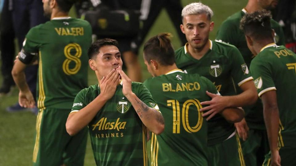 Portland Timbers | Abbie Parr/Getty Images