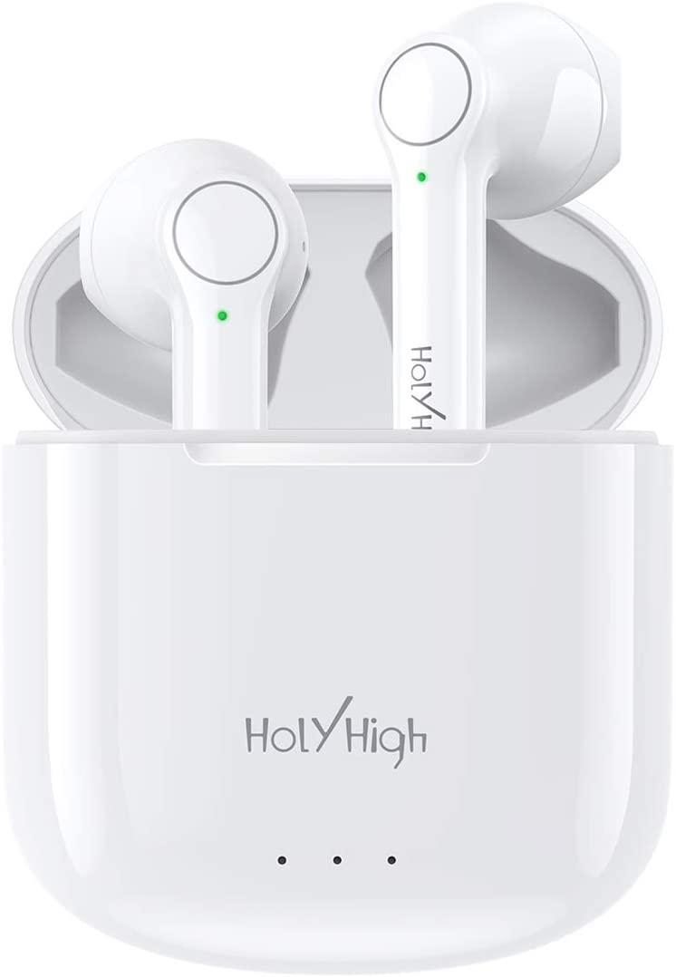HolyHigh Bluetooth Earbuds. Image via Amazon.