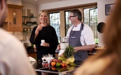 le manoir aux quat'saisons, oxfordshire, vegan cookery school